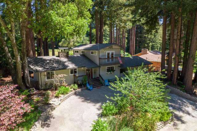 220 Double Bogey Drive, Boulder Creek, CA 95006 (#ML81843881) :: Realty World Property Network