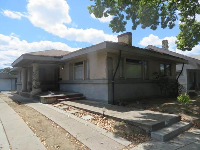 120 Hawthorne Way, San Jose, CA 95110 (#ML81843934) :: Blue Line Property Group