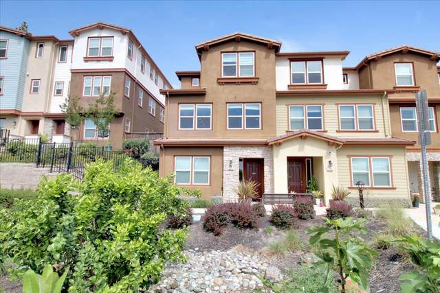 225 Ryan Terrace, San Ramon, CA 94583 (#ML81844214) :: Blue Line Property Group