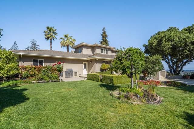 555 Santa Rosa Drive, Los Gatos, CA 95032 (#ML81844211) :: Blue Line Property Group