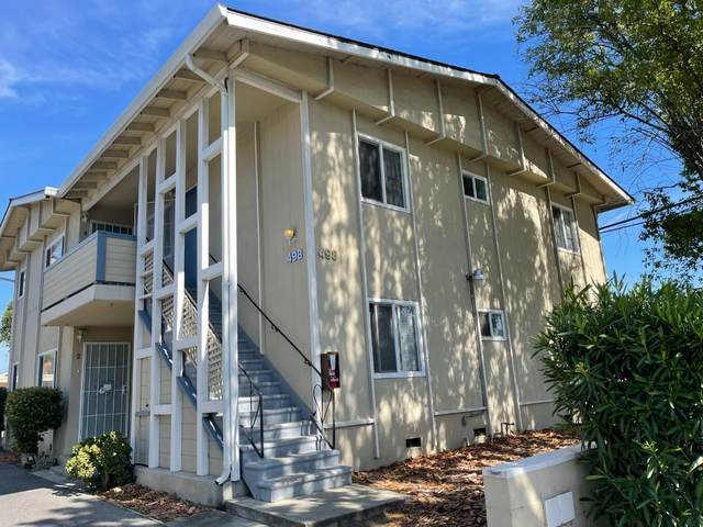 498 Doyle Road #3, San Jose, CA 95129 (#ML81844218) :: Blue Line Property Group