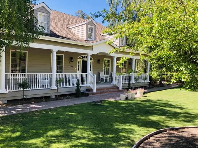 120 Arroyo Del Rancho, Los Gatos, CA 95032 (#ML81841574) :: The Venema Homes Team