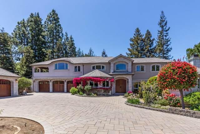 26315 Esperanza Drive, Los Altos Hills, CA 94022 (#ML81844286) :: The Venema Homes Team