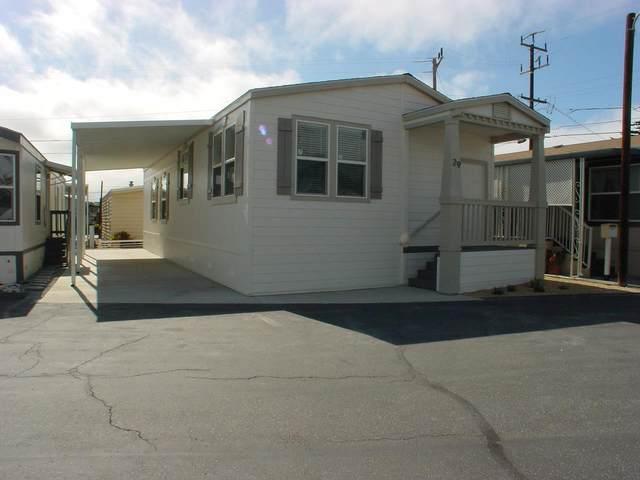 1146 Birch Avenue #29, Seaside, CA 93955 (#ML81844365) :: Blue Line Property Group