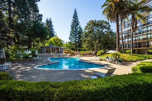 101 Alma Street #1207, Palo Alto, CA 94301 (#ML81844834) :: The Venema Homes Team