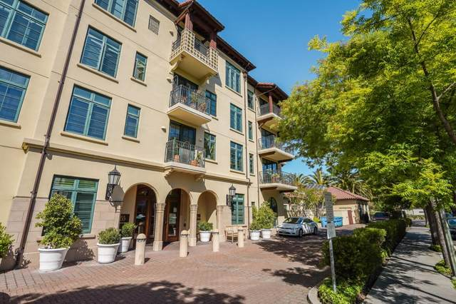 555 Byron Street #102, Palo Alto, CA 94301 (#ML81846568) :: Realty World Property Network