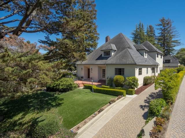 2861 Hillside Drive, Burlingame, CA 94010 (#ML81843028) :: The Venema Homes Team