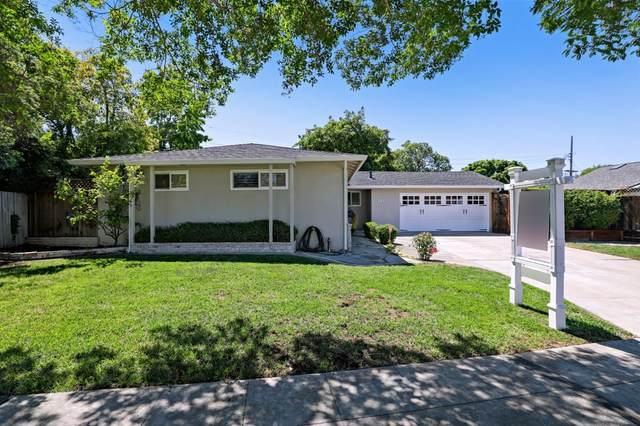 825 Mulberry Lane, Sunnyvale, CA 94087 (#ML81846915) :: Armario Homes Real Estate Team