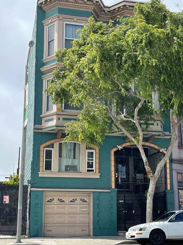 1608-1612 Folsom Street, San Francisco, CA 94103 (#ML81846955) :: Swanson Real Estate Team | Keller Williams Tri-Valley Realty