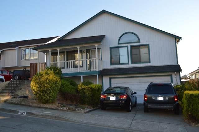 23025 Lakeridge Avenue, Hayward, CA 94541 (#ML81847227) :: RE/MAX Accord (DRE# 01491373)