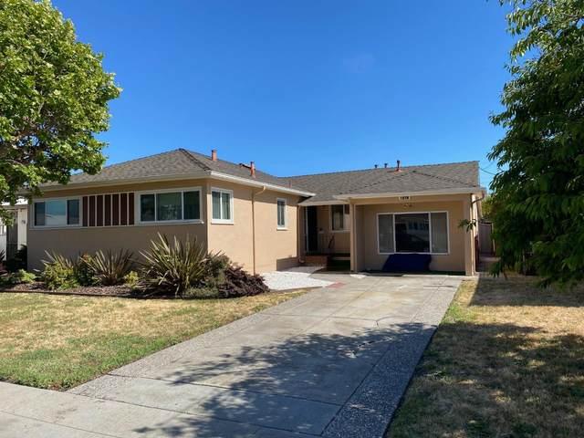 1278 Mersey Avenue, San Leandro, CA 94579 (#ML81847587) :: Blue Line Property Group