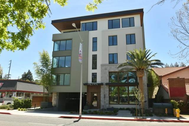 4880 El Camino Real #44, Los Altos, CA 94022 (#ML81847699) :: The Venema Homes Team