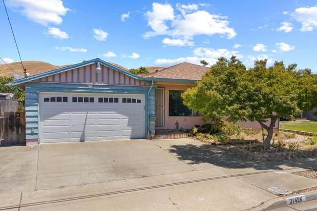 31426 Greenbrier Lane, Hayward, CA 94544 (#ML81847714) :: MPT Property