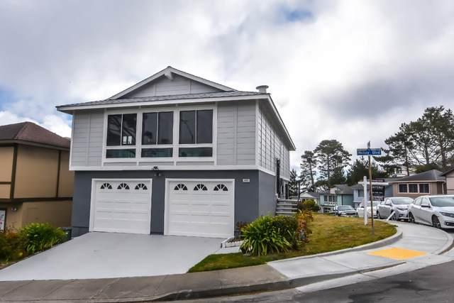 609 Hickey Boulevard, Daly City, CA 94015 (#ML81847939) :: MPT Property
