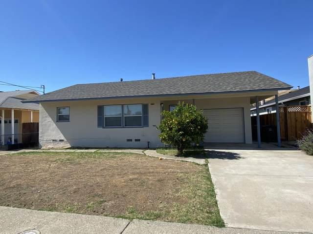 353 Cornell Avenue, Hayward, CA 94544 (#ML81847956) :: MPT Property