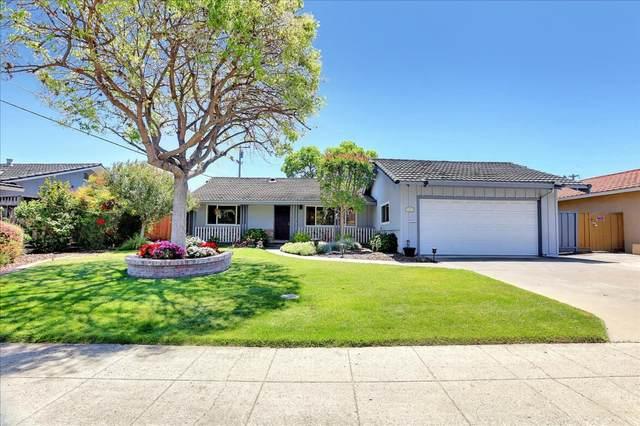 3464 Walton Way, San Jose, CA 95117 (#ML81848258) :: MPT Property