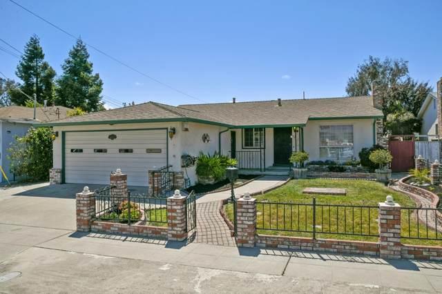 26143 Gettysburg Avenue, Hayward, CA 94545 (#ML81848337) :: MPT Property