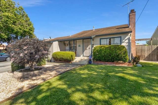 588 Via Manzanas, San Lorenzo, CA 94580 (#ML81848348) :: MPT Property