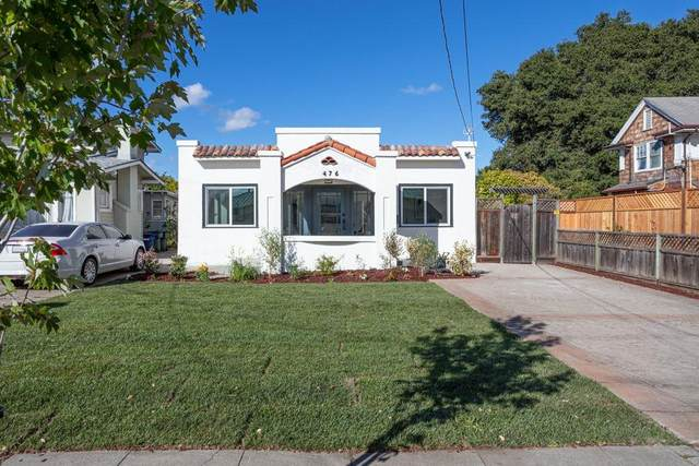 476 Breed Avenue, San Leandro, CA 94577 (#ML81848439) :: Blue Line Property Group