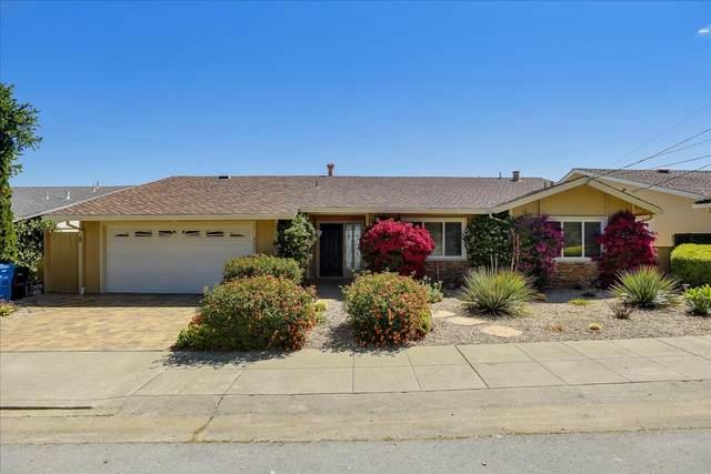 4221 Wooster Avenue, San Mateo, CA 94403 (#ML81848704) :: The Venema Homes Team