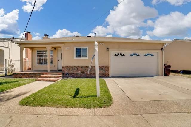 986 Chenault Way, Hayward, CA 94541 (#ML81848708) :: Armario Homes Real Estate Team