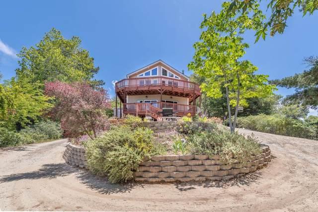37771 Palo Colorado Road, Carmel, CA 93923 (#ML81849153) :: Realty World Property Network