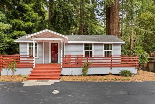 14720 Two Bar Road, Boulder Creek, CA 95006 (#ML81849176) :: Realty World Property Network