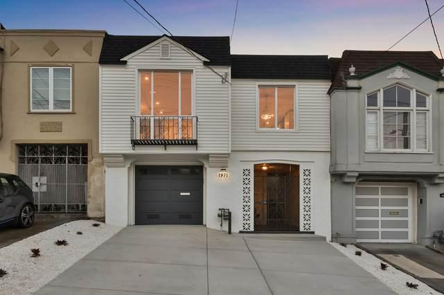 1971 21st Avenue, San Francisco, CA 94116 (#ML81849365) :: Realty World Property Network