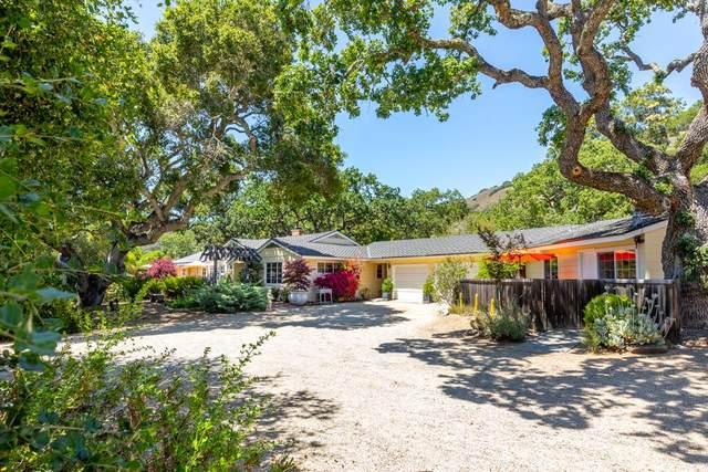 18 La Rancheria, Carmel Valley, CA 93924 (#ML81849494) :: Armario Homes Real Estate Team