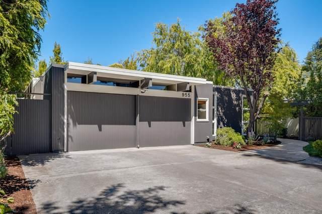 955 Blair Court, Palo Alto, CA 94303 (#ML81849683) :: The Grubb Company