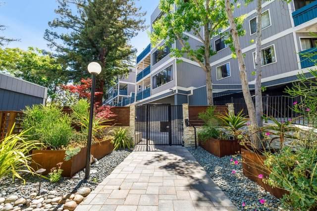 725 Mariposa Avenue #207, Mountain View, CA 94041 (#ML81849805) :: The Venema Homes Team