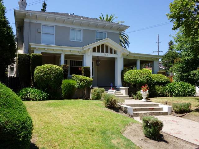 3875 Lakeshore Avenue, Oakland, CA 94610 (#ML81849849) :: Realty World Property Network