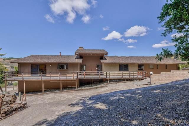 27815 Mesa Del Toro Road, Salinas, CA 93908 (#ML81849863) :: The Grubb Company