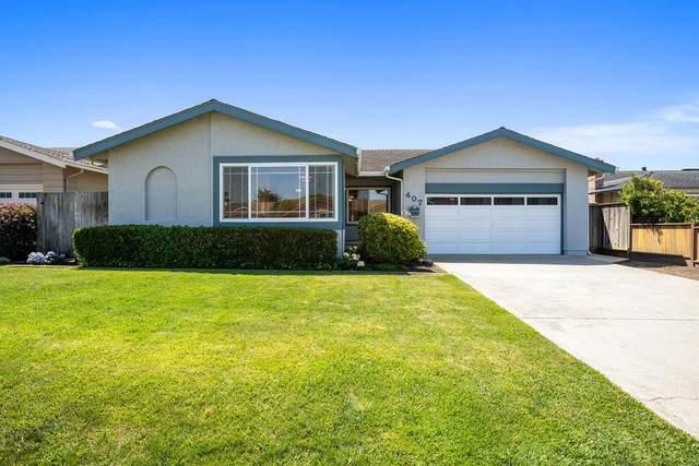407 Beach Avenue, Half Moon Bay, CA 94019 (#ML81849900) :: Swanson Real Estate Team | Keller Williams Tri-Valley Realty