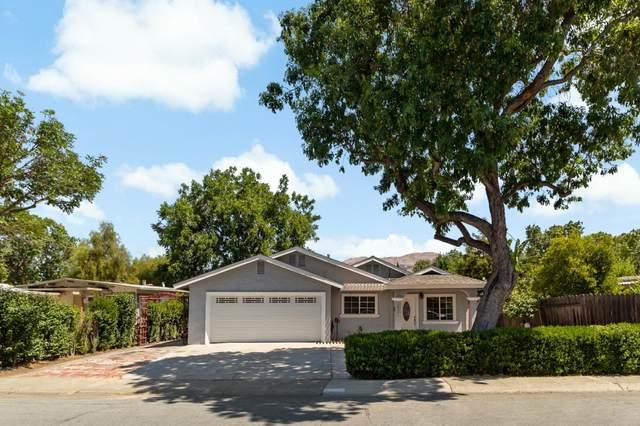 1521 Canton Drive, Milpitas, CA 95035 (#ML81849935) :: Armario Homes Real Estate Team