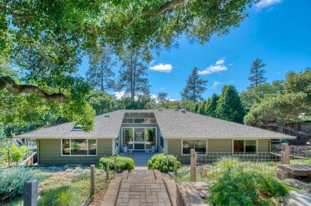 180 La Canada Way, Santa Cruz, CA 95060 (#ML81850269) :: Realty World Property Network