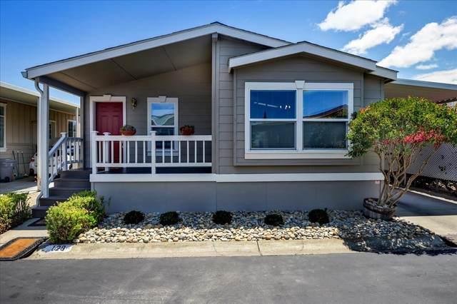 433 Sylvan Avenue #128, Mountain View, CA 94041 (#ML81850268) :: The Grubb Company