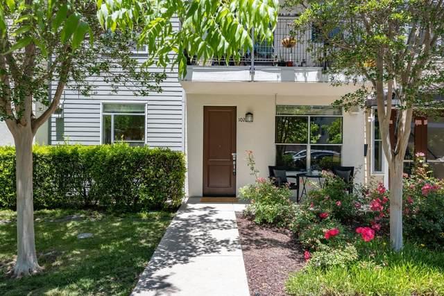 1057 Saginaw Terrace #102, Sunnyvale, CA 94089 (#ML81850389) :: Armario Homes Real Estate Team