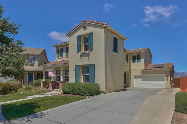 1321 Rossano Court, Salinas, CA 93905 (#ML81850409) :: Armario Homes Real Estate Team