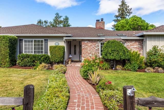 1400 Ravenswood Drive, Los Altos, CA 94024 (#ML81850414) :: The Venema Homes Team