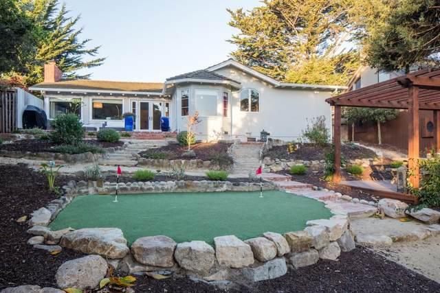 26255 Dolores Street, Carmel, CA 93923 (#ML81850474) :: The Venema Homes Team