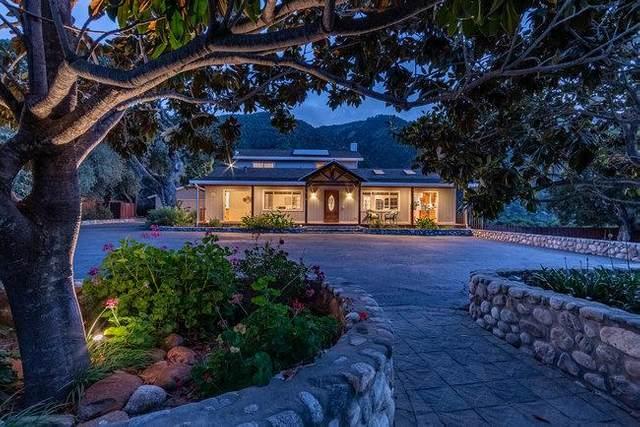 96 W Carmel Valley Road, Carmel Valley, CA 93924 (#ML81850486) :: The Venema Homes Team