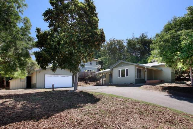 100 Sunset Terrace, Scotts Valley, CA 95066 (#ML81850583) :: Realty World Property Network