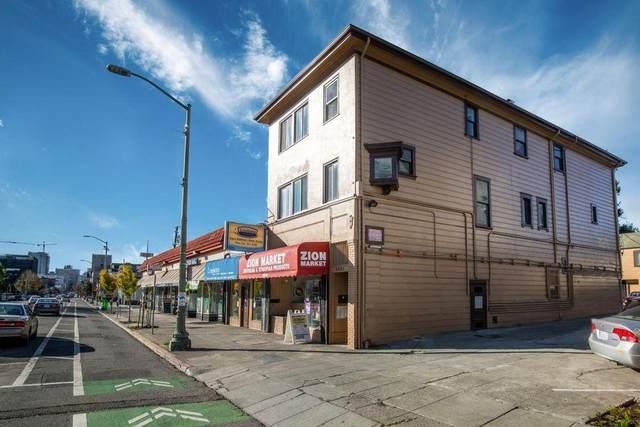 2821 Telegraph Avenue, Oakland, CA 94609 (#ML81850618) :: Realty World Property Network
