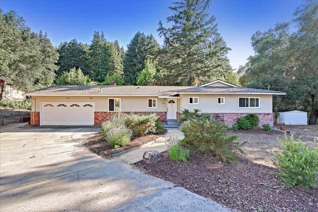 8505 Hihn Road, Ben Lomond, CA 95005 (#ML81850633) :: Realty World Property Network