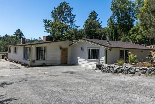209 Geyer Road, Scotts Valley, CA 95066 (#ML81850655) :: The Grubb Company