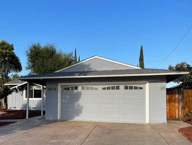 4808 Pepperwood Way, San Jose, CA 95124 (#ML81851135) :: Armario Homes Real Estate Team