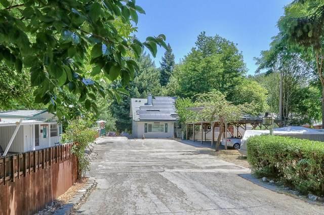 6444 Highway 9, Felton, CA 95018 (#ML81851808) :: The Grubb Company