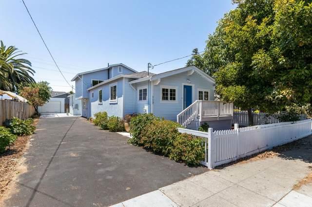 117-119 N Eldorado, San Mateo, CA 94401 (#ML81852916) :: MPT Property