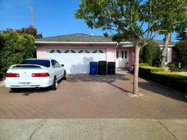 1624 Mescal Street, Seaside, CA 93955 (#ML81852948) :: Armario Homes Real Estate Team